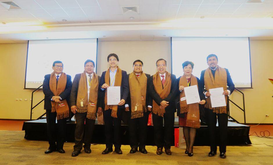 Tacna: gobernadores regionales presentan proyecto de nueva Ley de Minería