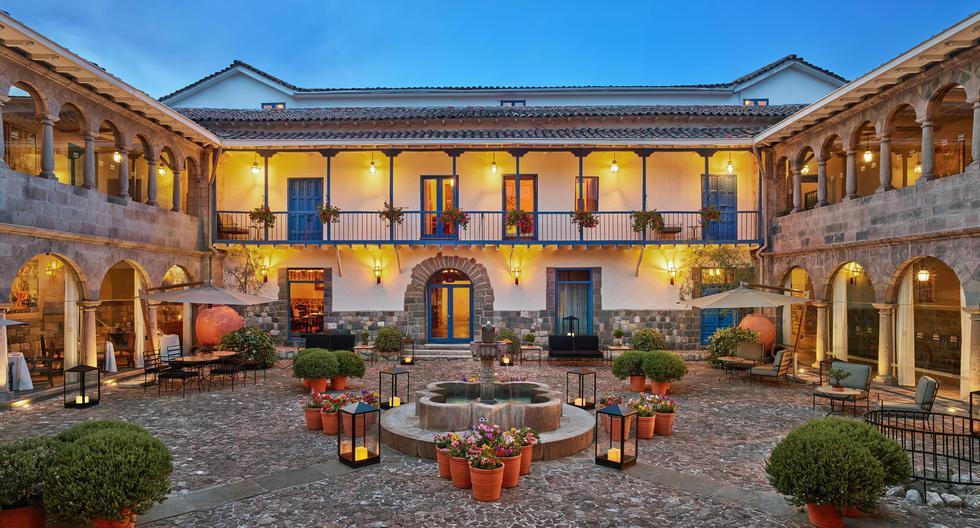 Palacio del Inka, a Luxury Collection Hotel. (Cusco, Perú). Puesto 18 de los mejores hoteles de Sudamérica.