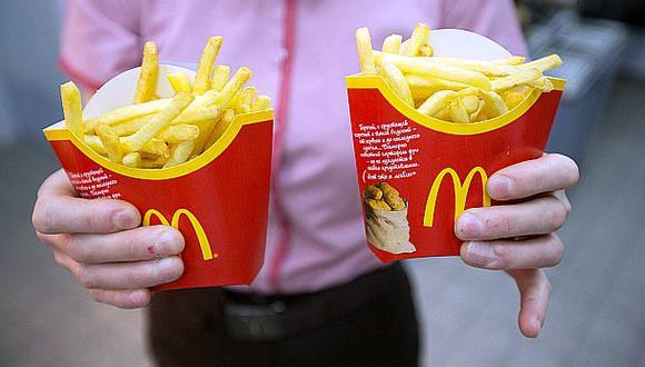 Ganancias de McDonald's superan estimaciones de analistas