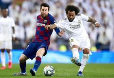 """Rivaldo sobre el Barcelona vs. Real Madrid: """"Un clásico no tiene favorito"""""""