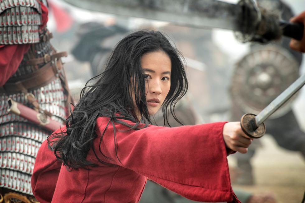 """Liu Yifei, actriz de origen chino, es la protagonista de la versión live action de """"Mulán"""". (Foto: Disney)"""