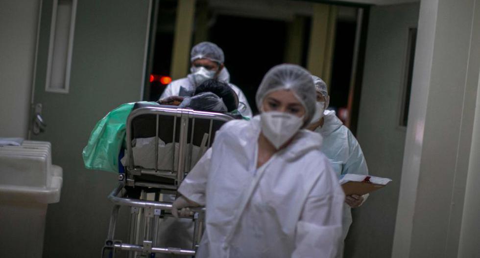 Coronavirus en Brasil   Últimas noticias   Último minuto: reporte de infectados y muertos hoy, sábado 20 de febrero del 2021. (Foto: AFP / TARSO SARRAF).