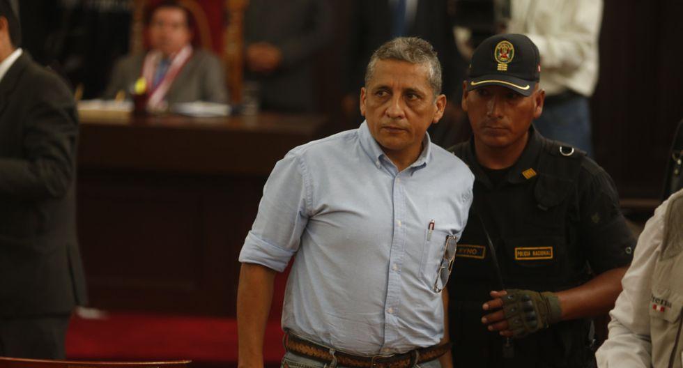 Antauro Humala cumple una sentencia de 19 años de cárcel en el penal Ancón II por cinco delitos perpetrados durante la asonada golpista del 'andahuaylazo' del 2005.  (Foto: GEC)