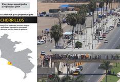 Elecciones 2018: conozca los candidatos y sus propuestas para Chorrillos