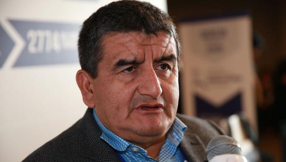 Humberto Acuña Peralta, congresista por el partido político de Alianza Por el Progreso (Foto: Andina)