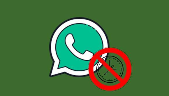 ¿Deseas ocultar la última hora de conexión a un usuario solamente? Entonces sigue este truco de WhatsApp. (Foto: Mag / Composición)