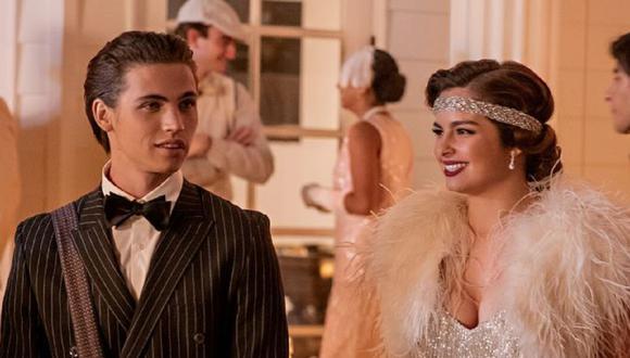 "Tanner Buchanan interpretará a Cameron Kweller y Addison Rae dará vida a Padget Sawyer en ""He's All That"" (Foto: Netflix)"