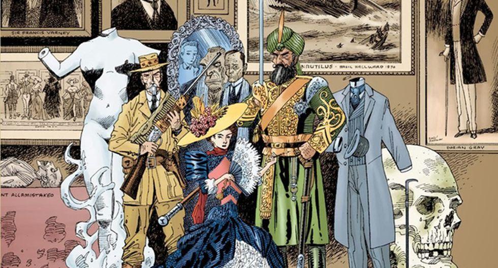 """¿El regreso de """"La Liga de los Caballeros Extraordinarios""""?"""