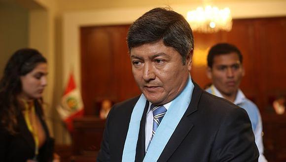 TC retrocede y deja sin efecto nombramiento de Mateo Castañeda