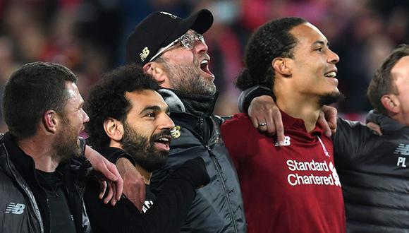 Liverpool logró una histórica clasificación a la final de la Champions League tras remontar 4-3 al Barcelona.