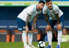 """Leandro Paredes se suma al pedido de Neymar: """"Esperamos a Messi con los brazos abiertos"""""""