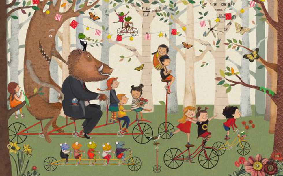Polifonía Editora presentará libro-disco para niños y niñas - 3