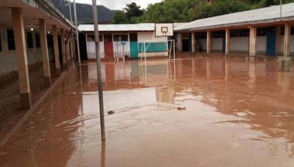 En pocos días se presentará el informe de los daños reales a la infraestructura y los enseres de los colegios. Luego de ello se restablecerán las clases, pero si continúan las lluvias seguirá vigente la suspensión. (Foto: Agencia Andina)