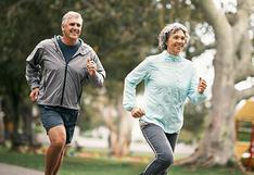 El running rejuvenece 35 años el corazón y el cerebro