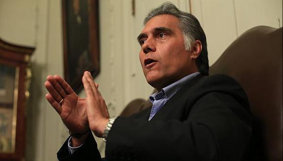 "Francisco Boza: ""Yo nunca me voy a dar a la fuga"""