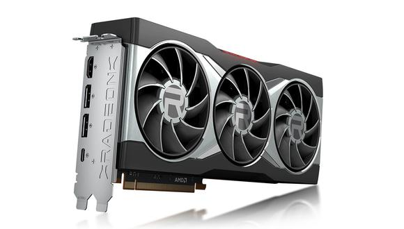 AMD RX 6800 XT. (Difusión)