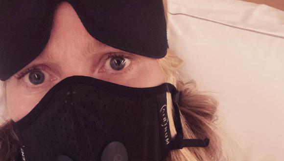 Gwyneth Paltrow ha tomado sus precauciones para evitar el contagio del Coronavirus (Foto: Instagram)