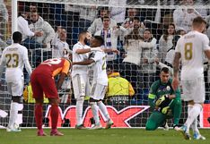 Real Madrid vs. Galatasaray: Benzema convirtió su doblete en el 5-0 por Champions League | VIDEO