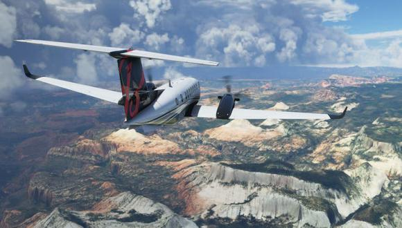 Microsoft Flight Simulator ya está disponible para PC. (Difusión)