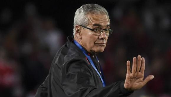Gregorio Pérez dirigirá a Universitario en la temporada 2020. El equipo crema jugará la Copa Libertadores en enero. (Foto: AFP)