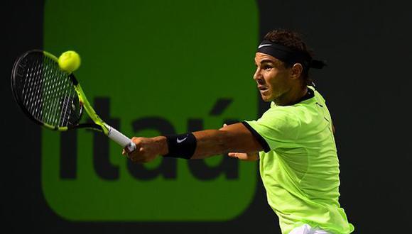 Nadal ganó a Sock y pasó a semifinales de Masters 1000 de Miami