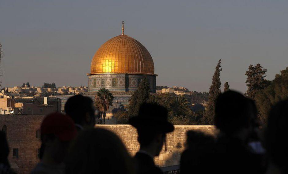 """Palestinos condenan """"provocador"""" traslado de la embajada de Brasil a Jerusalén (Foto: AFP)"""