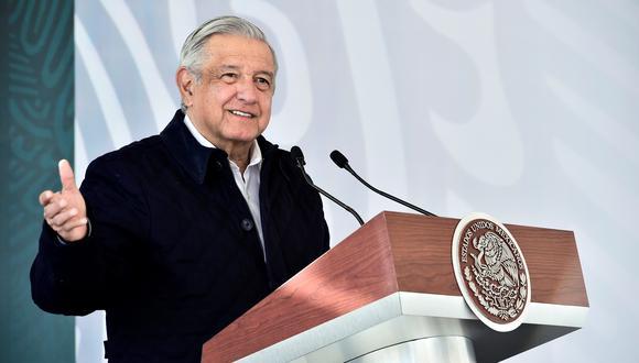 El presidente mexicano, Andrés Manuel López Obrador. RETUERS