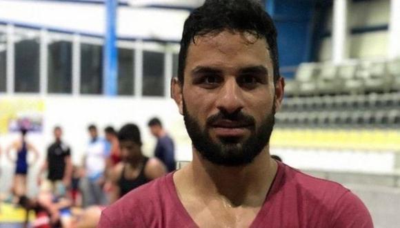 """Según Amnistía Internacional, Navid Afkari y sus dos hermanos, condenados a largas penas de prisión en el mismo caso, son las """"últimas víctimas del defectuoso sistema de justicia de Irán"""". (Twitter)."""