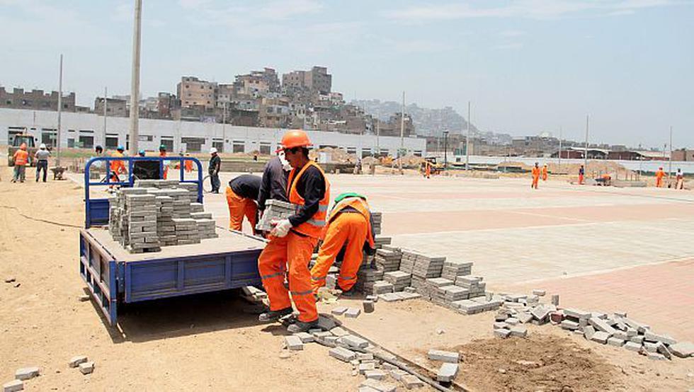 Municipio de Lima afirma que el Parque del Migrante está al 60% - 1