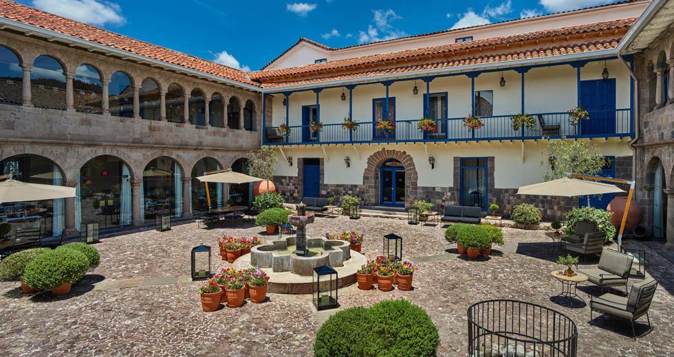 El hotel Palacio del Inka está ubicado en la Plazoleta Santo Domingo 259, Cusco. (Foto: Palacio del Inka)