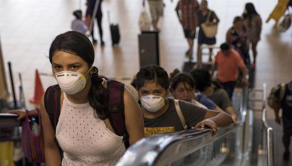 Sube a 22 el número de contagios por coronavirus en Perú (Foto: GEC)
