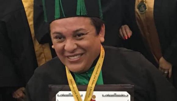 Richard Cisneros es investigado preliminarmente por el Ministerio Público por los contratos que tuvo con el Ministerio de Cultura (Foto: Facebook Richard Swing)