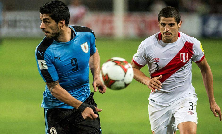 Perú enfrentará a Uruguay en dos amistosos pactados para octubre. (Foto: AFP)