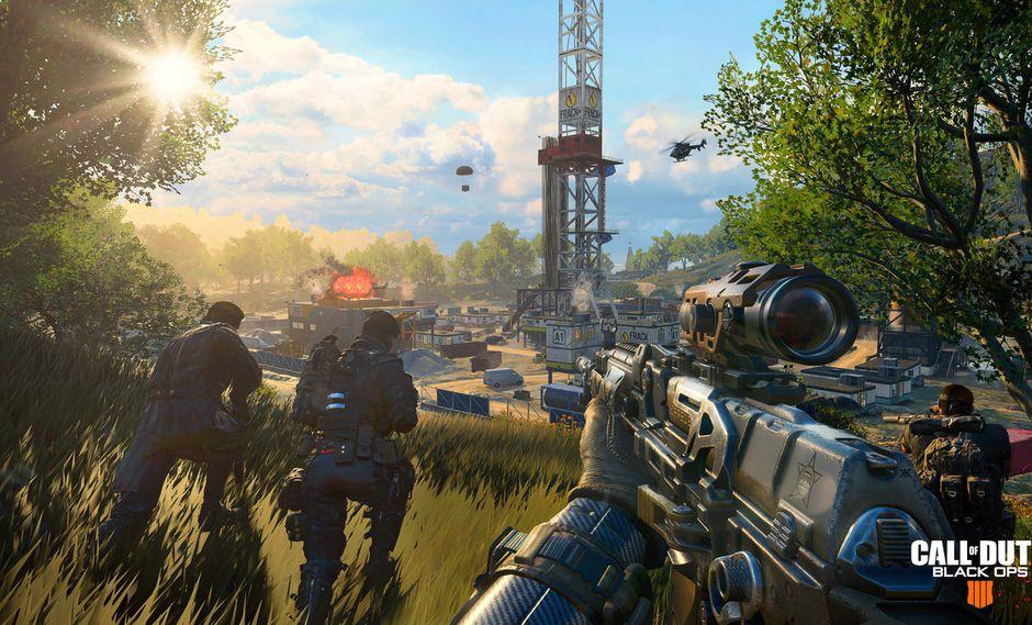 'Call of Duty: Black Ops 4' salió el pasado viernes para todo el mundo.   Activision