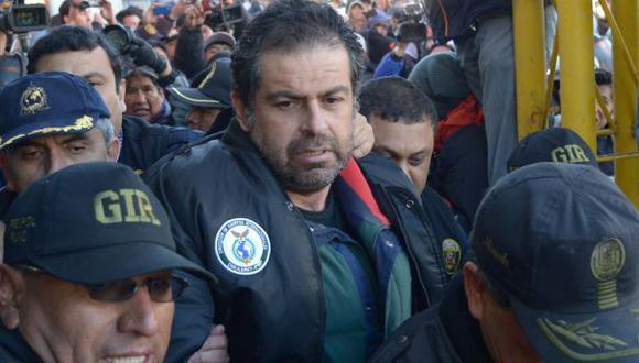 Martín Belaunde Lossio: ¿es justo su régimen carcelario?