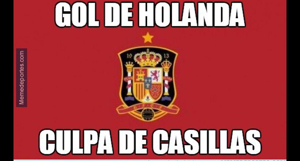 Los memes sobre España tras derrota en amistoso ante Holanda - 8