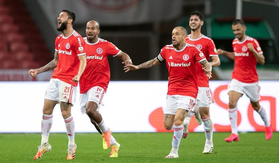 Internacional vs. América de Cali: las imágenes del partido por la Copa Libertadores | Foto: REUTERS