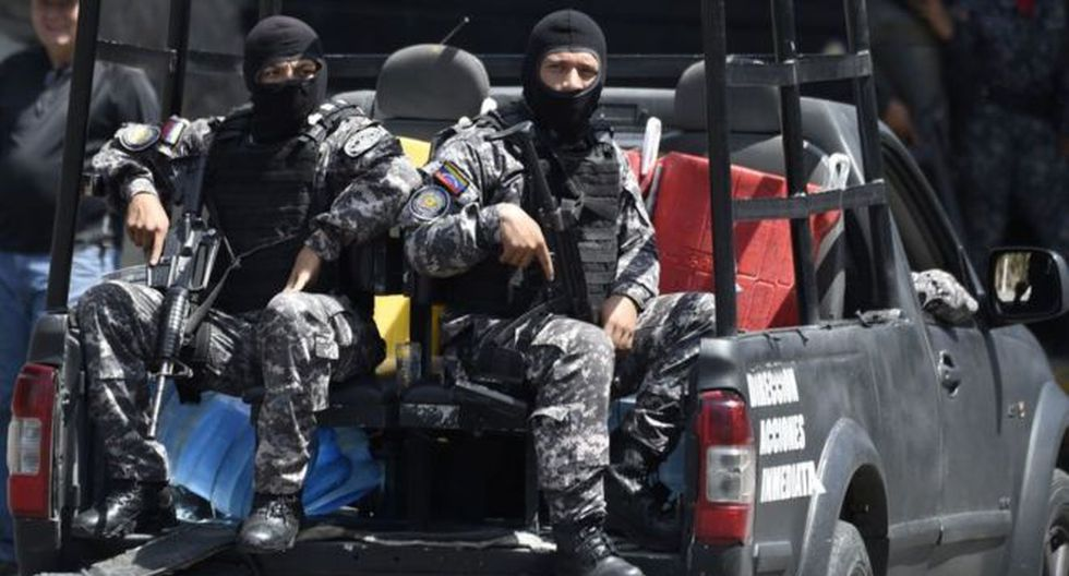 Durante los últimos años, el Sebin ha detenido a numerosos líderes opositores venezolanos. Foto: Getty images, vía BBC Mundo