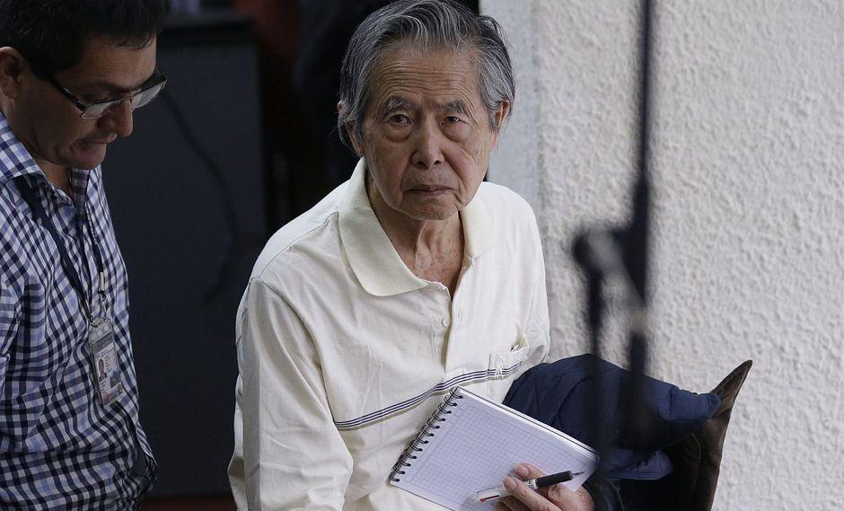 El ex presidente Alberto Fujimori había recibido un indulto humanitario pero la gracia fue revocada en octubre del 2018. (Foto: GEC)