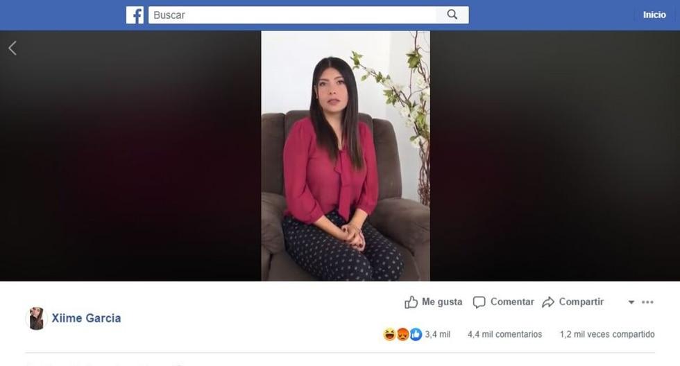 'Lady Bomba' hizo noticia en México por sus lamentables comentarios hacia sus compatriotas y fue criticada hasta por el presidente de su país. (Fotos: Facebook)