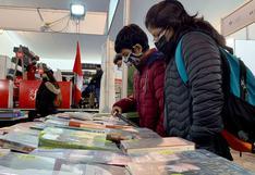 Feria Metropolitana del Libro en el Parque de la Exposición: motivos de sobra para asistir al evento