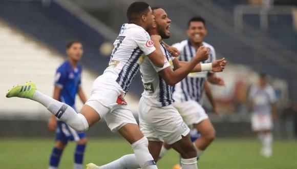 Alianza Lima lidera la clasificación del grupo H de la Copa Bicentenario con cuatro unidades, seguido por Binacional (3), Sport Victoria (3) y Melgar (1). (Foto: GEC)