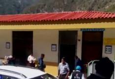 Huancavelica: siete muertos deja caída de minivan a un abismo