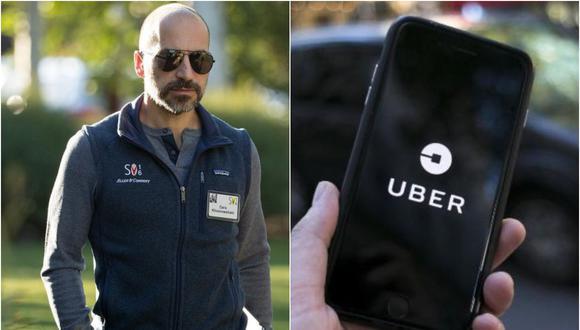 Las acciones de Uber han caído hasta un 11% en las operaciones de hoy 13 de mayo tras su debut el viernes.