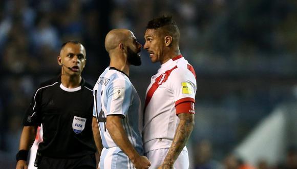 Perú igualó sin goles en su último enfrentamiento ante Argentina, en 2017. (Foto: Reuters)
