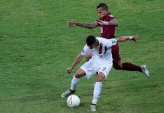 Paraguay venció 1-0 a Venezuela en Mérida por Eliminatorias Qatar 2022
