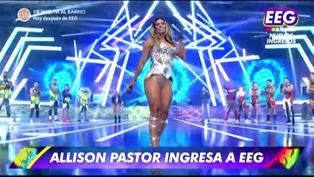 """Allison Pastor tras ingreso a Esto es Guerra: """"Combatiente sin pensarlo"""""""