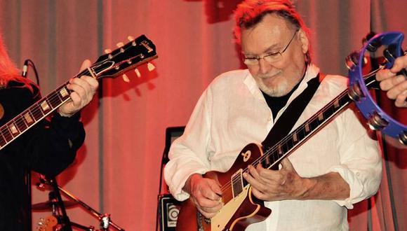 El legendario guitarrista sucumbió en su lucha contra el cáncer de pulmón. (Foto: Facebook Ed King)