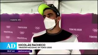 Tokio 2020: Polémico castigo deja sin final olímpica a Nicolás Pacheco