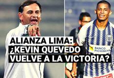 Alianza Lima: Carlos Bustos aclara los rumores sobre el fichaje de Kevin Quevedo para esta temporada